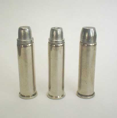 357 magnum ammo. in .357 Magnum cases: the