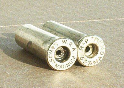 357 Magnum in use