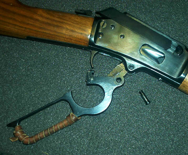 Marlin 1894 1-Piece Firing Pin and Spring Kit by Cowboys and Indian
