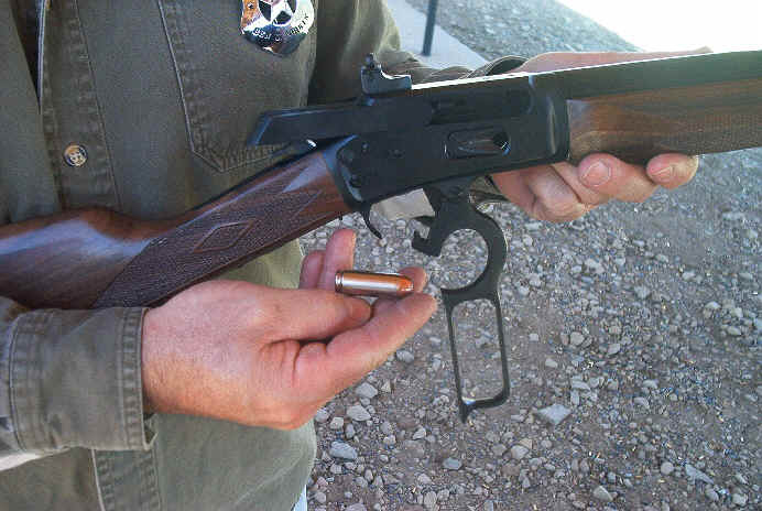 Leverguns of The Shootists