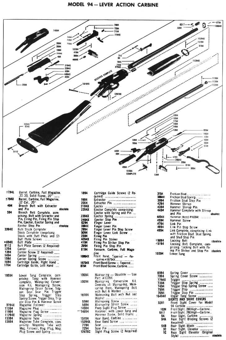 marlin model 88 diagram
